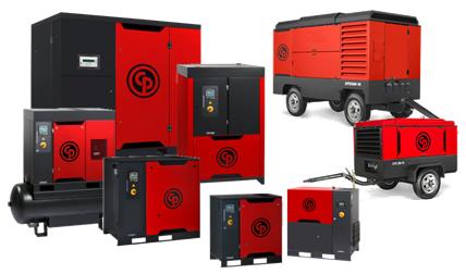 欣品實業有限公司 - CP空壓機 群