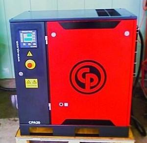 CP空壓機 - 真金不怕火煉實測機