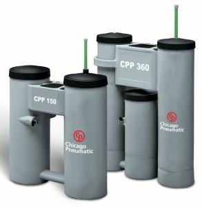 CP空壓機 油水分離器